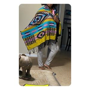 Astec Boho Shaw Sweater